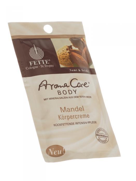 Crema de Corp DermaSel Aroma Care cu Migdale - 30 ml-big
