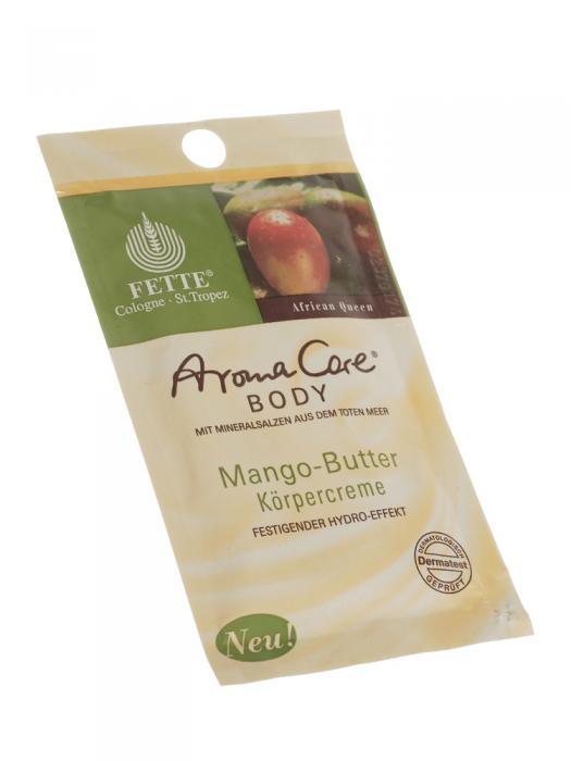 Crema de Corp DermaSel  Aroma Care cu Unt de Mango - 30 ml-big