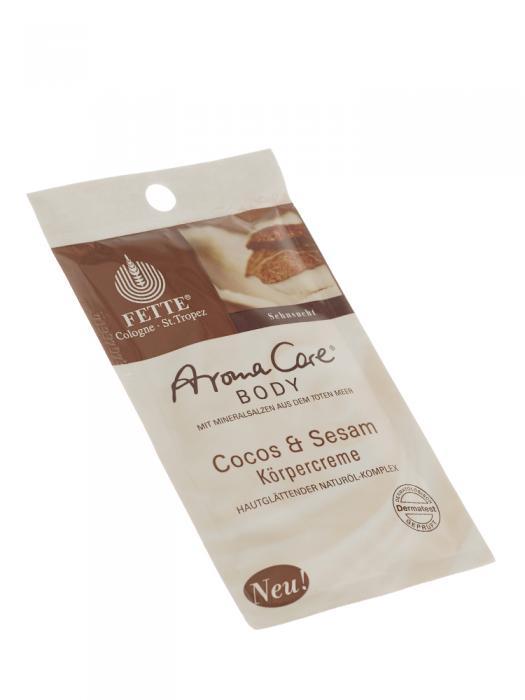 Crema de Corp DermaSel Aroma Care cu Cocos si Susan - 30 ml-big