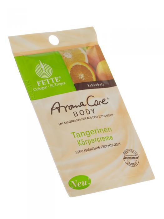 Crema de Corp DermaSel Aroma Care cu Mandarine - 30 ml-big