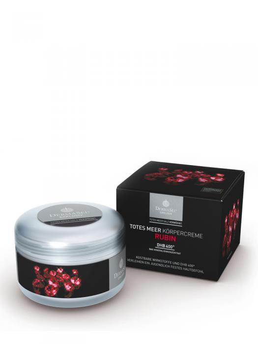 Crema de Corp DERMASEL Exclusiv cu Rubin si Vitamina P, 250 ml-big