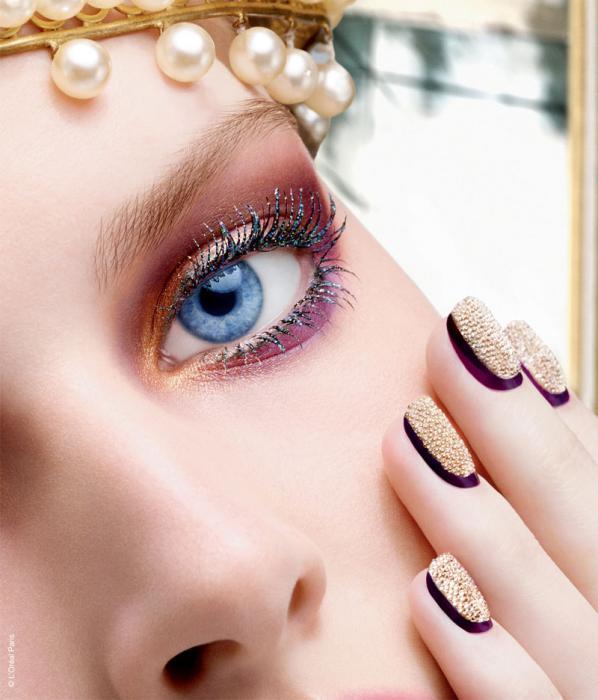 Dispozitiv Glamour cu Sclipici pentru unghii L'Oreal Paris Le Jewel Shaker-big