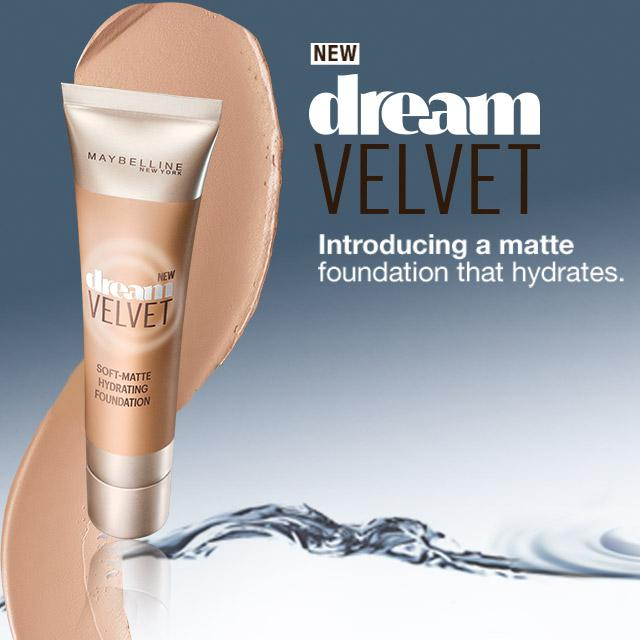 Fond De Ten Matifiant Maybelline Dream Velvet  Soft-Matte   21 Nude, 30ml-big