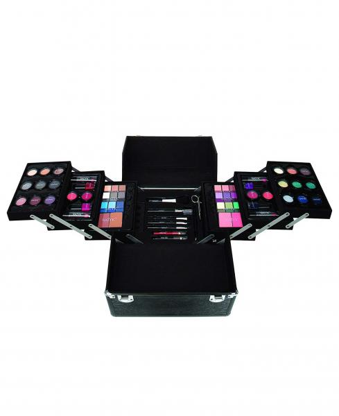 Set Complet pentru Machiaj cu Geanta de Makeup TECHNIC Professional Beauty Case Gift Set-big