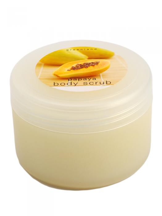Exfoliant de Corp Greenland cu Papaya - 250 ml-big