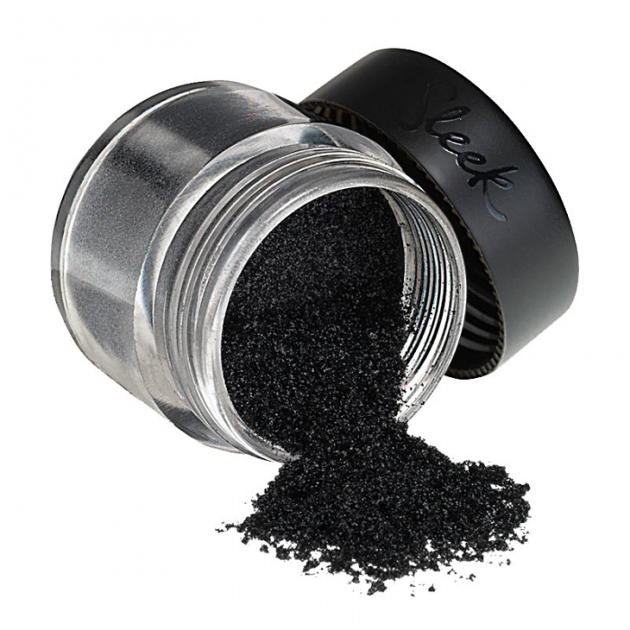 Pigment Machiaj Pulbere cu glitter Sleek Eye Dust Eyeshadow Pots, 693 Outrage, 6.5 gr-big