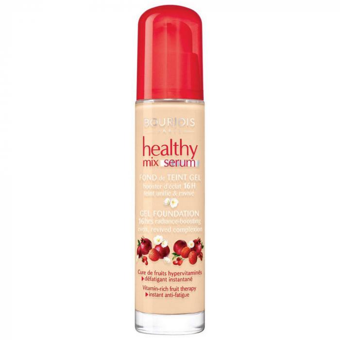 Fond de ten Bourjois Healthy Mix Serum 16 Hr 51 Light Vanilla, 30ml-big