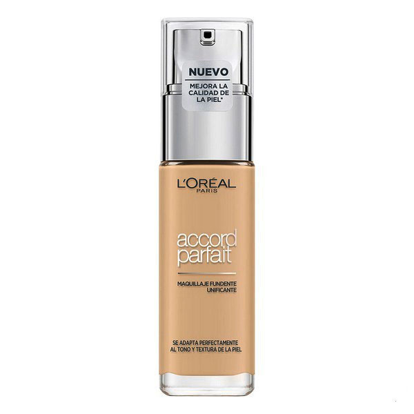 Fond De Ten L'Oreal Paris Accord Parfait, 4.N Beige, 30 ml-big