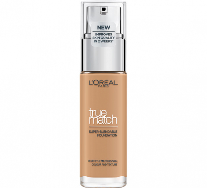 Fond De Ten L'Oreal Paris True Match Super Blendable - 4.N Beige, 30 ml-big