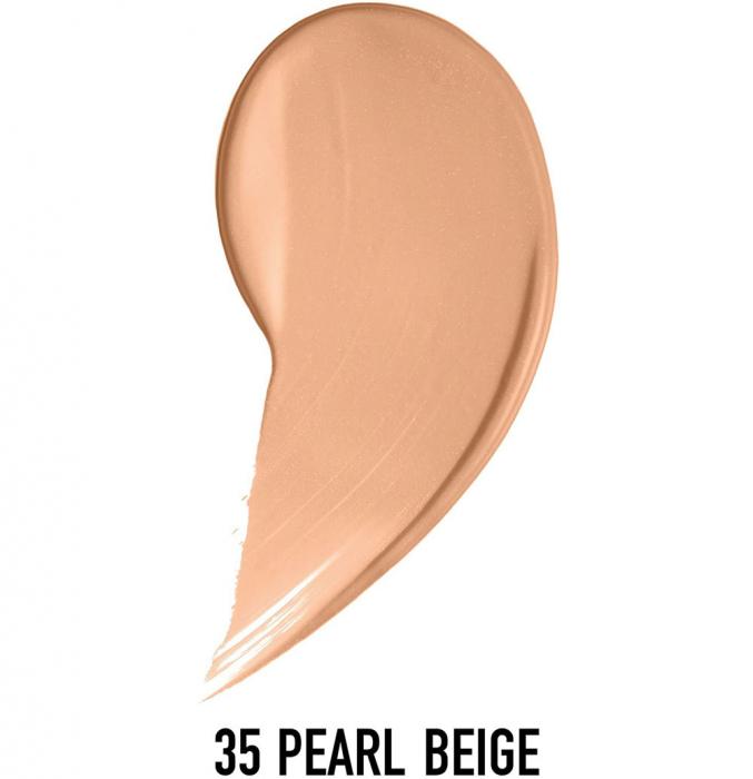 Fond de ten Max Factor Healthy Skin Harmony Miracle, 35 Pearl Beige, 30 ml-big