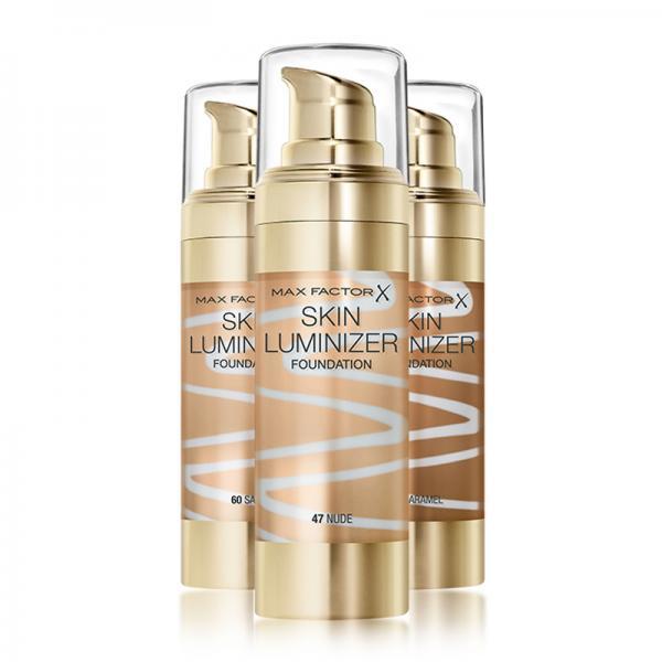 Fond De Ten MAX FACTOR Skin Luminizer Miracle Foundation - 60 Sand, 30ml-big
