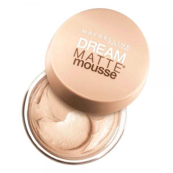  Fond De Ten MAYBELLINE DREAM MATTE MOUSSE 012 Fair Ivory, 18 ml-big