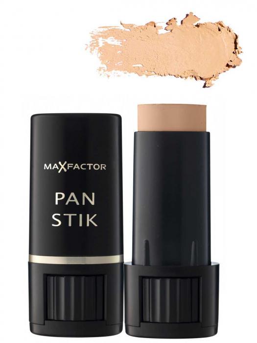 Fond de Ten Max Factor Pan Stik - 30 Olive, 9 gr-big