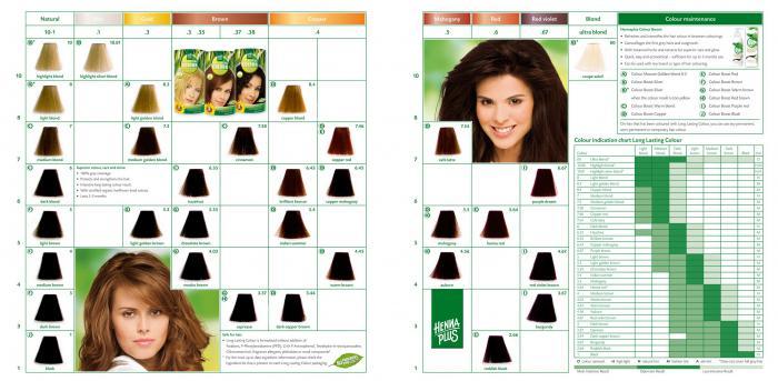 Vopsea de Par HennaPlus Long Lasting Colour - Medium Brown 4-big