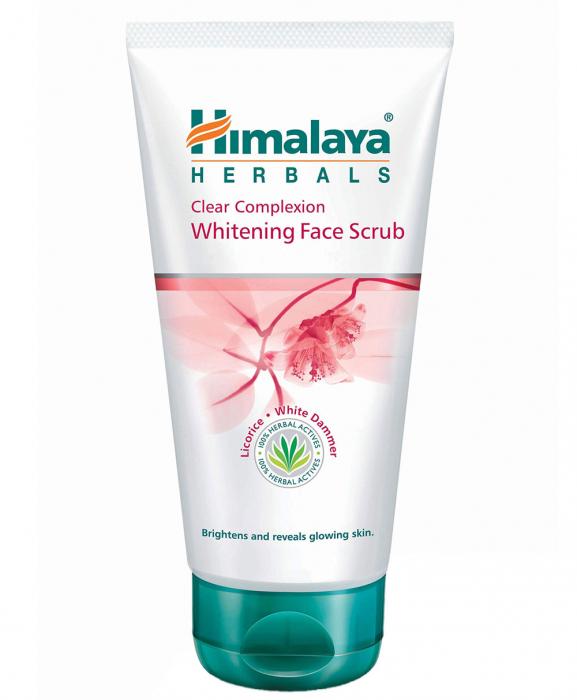 Gel de curatare facial Himalaya Herbals Clear Complexion Whitening FaceWash, 150 ml-big