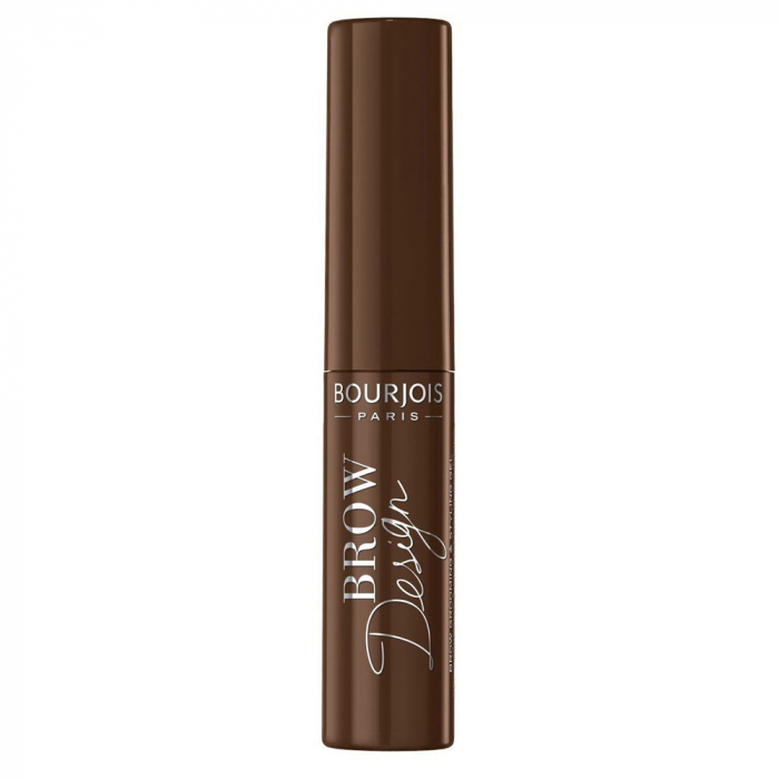 Gel pentru Sprancene Bourjois Paris Brow Design Styling Gel, 002 Chatain, 5 ml-big
