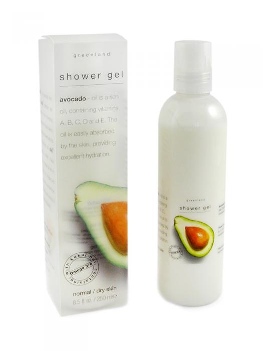 Gel de Dus Greenland cu Avocado - 200 ml-big