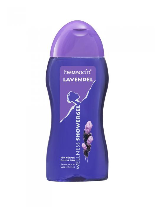 Gel De Dus Herbacin Cu Levantica - 300 ml-big