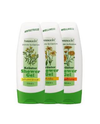 Gel De Dus Si Sampon Herbacin Cu Galbenele - 250 ml-big