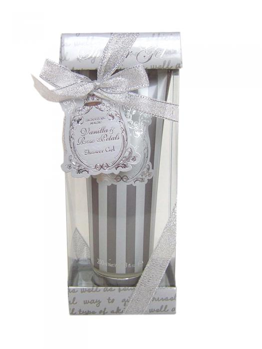 Gel De Dus VILLAGE COSMETICS Silver Signature - 200 ml-big