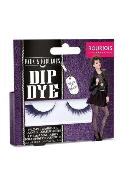 Gene False Cu Adeziv Inclus Bourjois Dip Dye-big