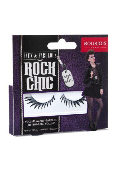 Gene False Cu Adeziv Inclus Bourjois Rock Chic-big
