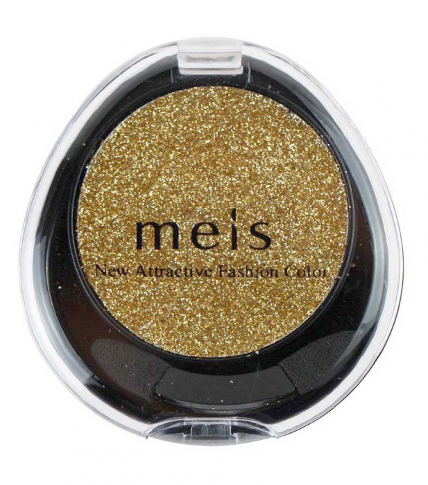 Glitter Multifunctional Meis New Attractive Color - 09 Luxury Gold (Auriu), 4.5g-big