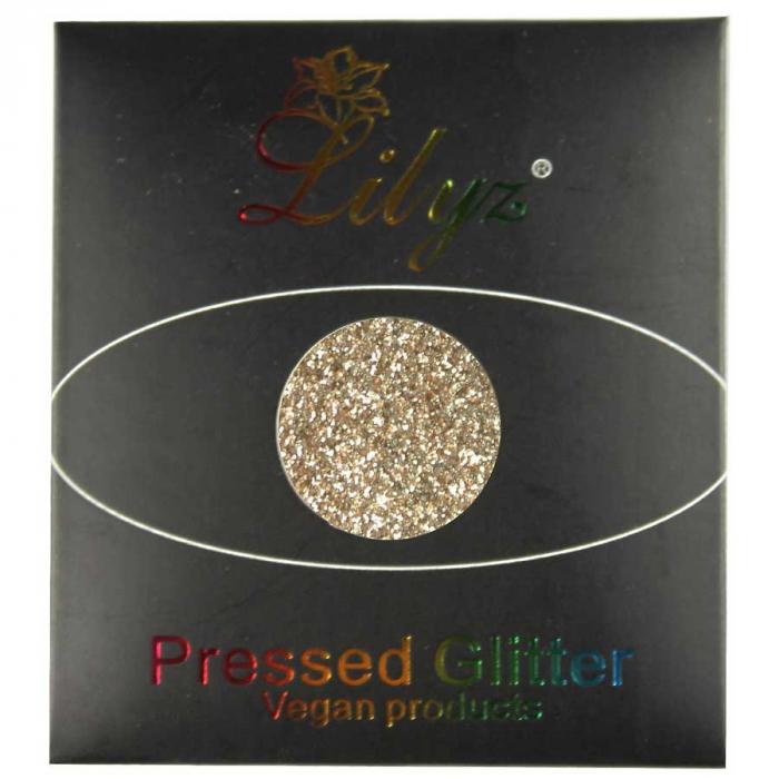 Glitter ochi Lilyz Pressed Vegan Glitter, Dusk till dawn, 1.5 g-big