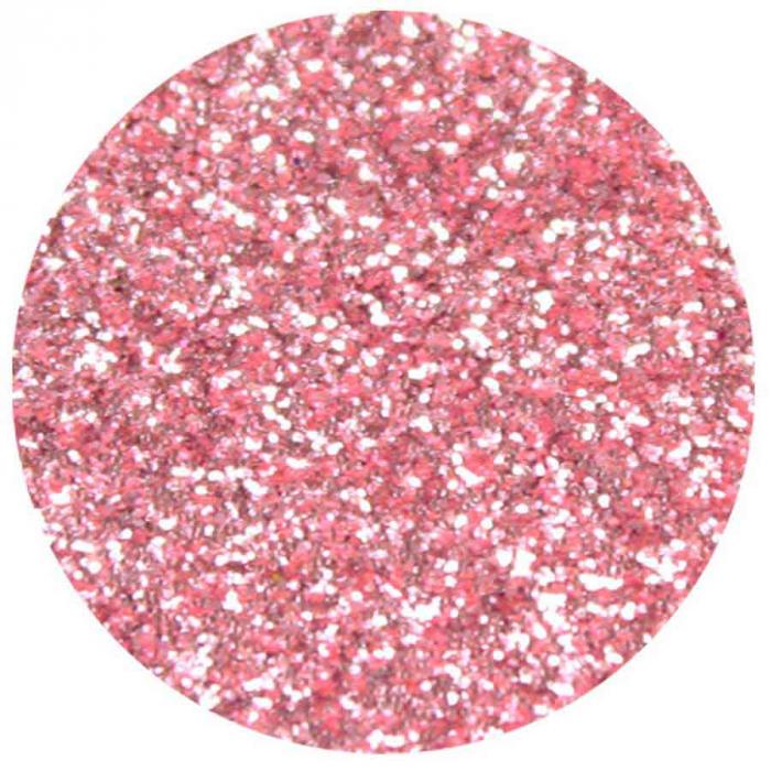 Glitter ochi Lilyz Pressed Vegan Glitter, Pinky Promise, 1.5 g-big