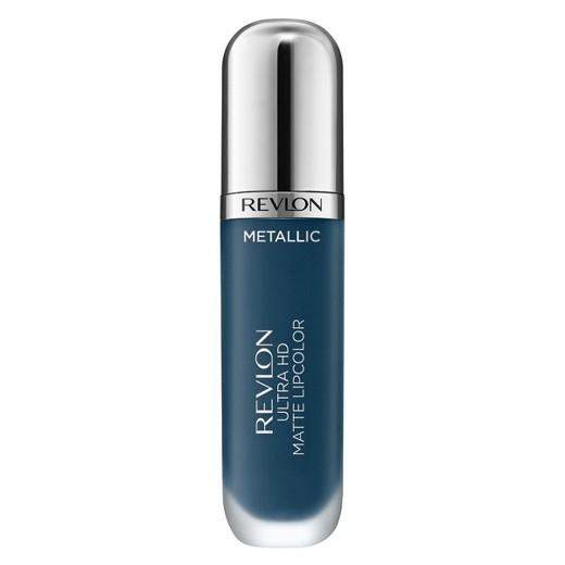 Luciu de buze mat Revlon Ultra HD Metallic Matte Lip Color HD, 685 Glitz-big