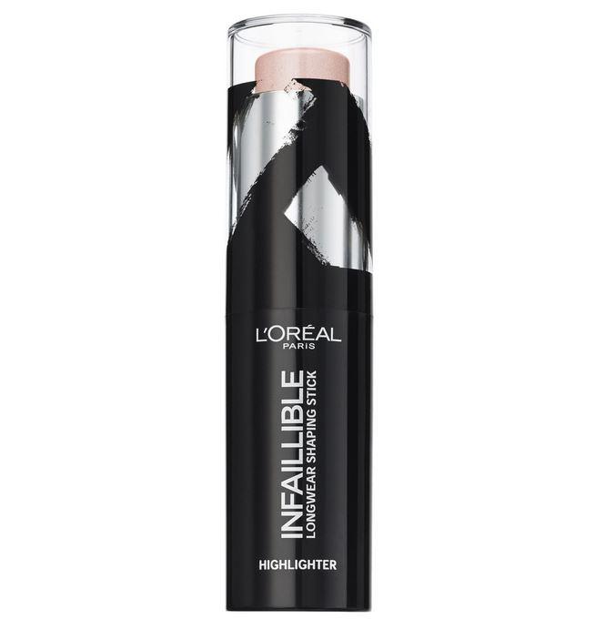 Iluminator L'Oreal Paris Infaillible Longwear Shaping Stick, 503 Slay In Rose, 9 g-big
