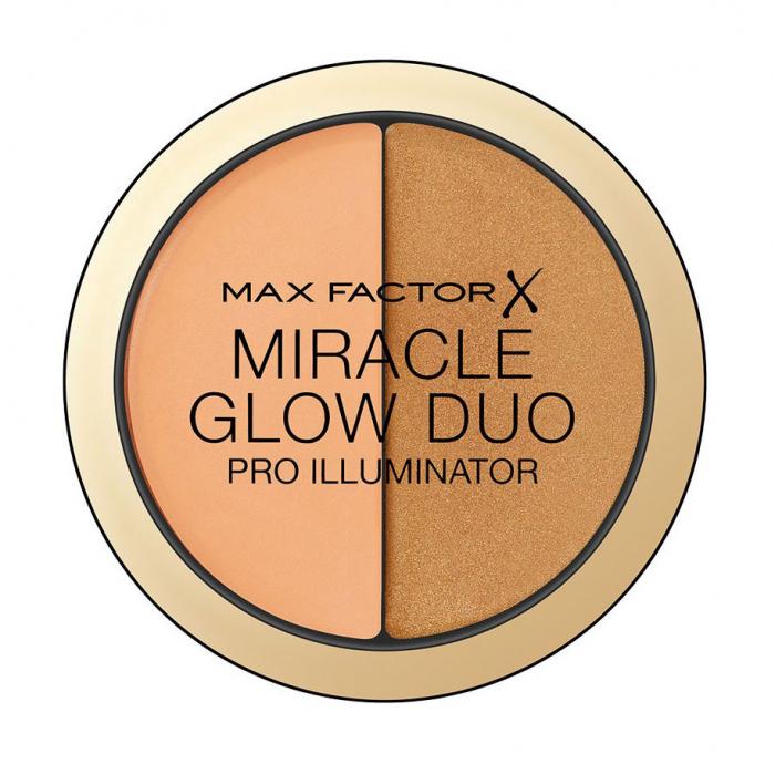 Iluminator MAX FACTOR Miracle Glow Duo Pro Illuminator, 30 Deep, 11 g-big