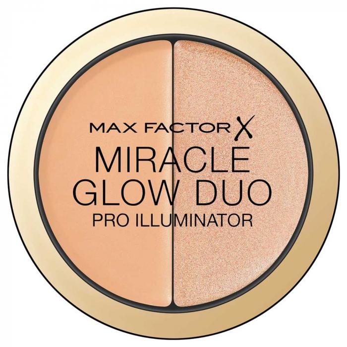 Iluminator MAX FACTOR Miracle Glow Duo Pro Illuminator, 20 Medium, 11 g-big