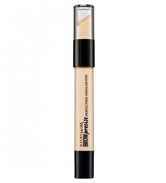 Iluminator pentru sprancene MAYBELLINE Brow Precise Perfecting Highlighter, 02 Medium-big