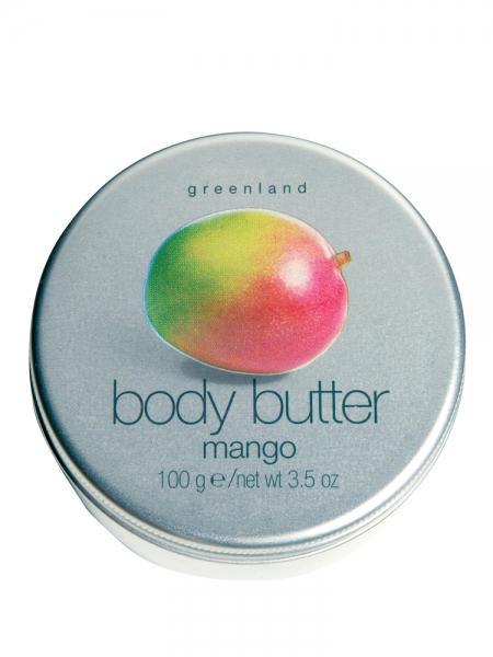 Pachet Promotional Greenland Balsam de Buze + Unt de Corp cu Mango-big