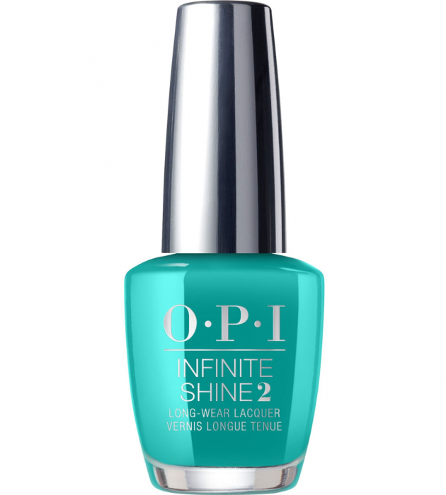 Lac de unghii OPI Infinite Shine 2, Dance Party Teal Dawn, 15 ml-big