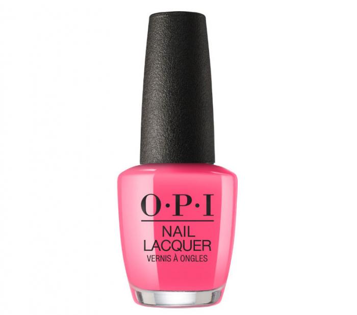 Lac de unghii OPI Nail Lacquer, V-I Pink Passes, 15 ml-big