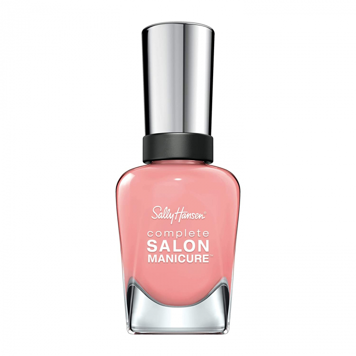 Lac de unghii Sally Hansen Complete SALON Manicure, 203 Crazy Stupid Blush, 14.7 ml-big