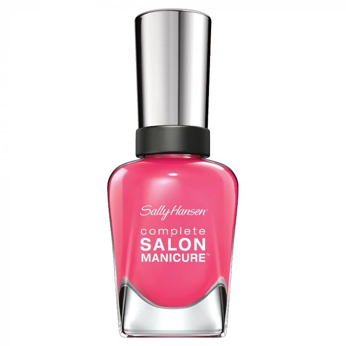 Lac de unghii Sally Hansen Complete SALON Manicure 201 Hello Pretty, 14.7 ml-big