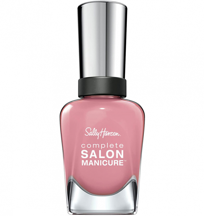 Lac de unghii Sally Hansen Complete SALON Manicure 205 No Ifs, Ands, or Buds, 14.7 ml-big
