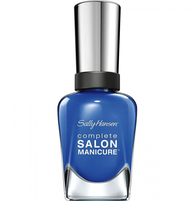 Lac de unghii Sally Hansen Complete SALON Manicure, 523 New Suede Shoes, 14.7 ml-big