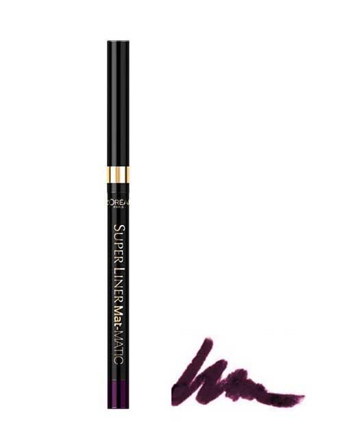 Creion de ochi L'Oreal Paris MAT-MATIC by Superliner, Deep Violet-big