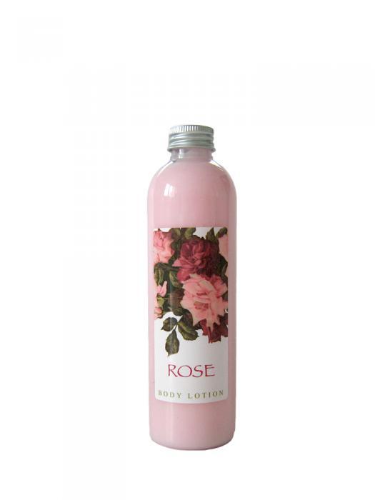 Lotiune De Corp VILLAGE COSMETICS Cu Extract De Trandafir-250 ml-big