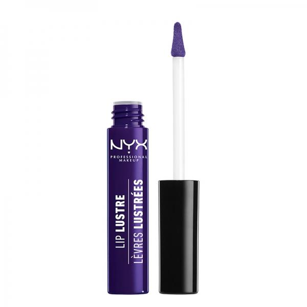 Gloss Nyx Professional Makeup Lip Lustre - 11 Dark Magic, 8 ml-big