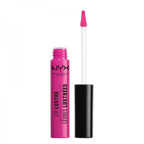 Gloss Nyx Professional Makeup Lip Lustre - 03 Retro Socialite, 8 ml-big