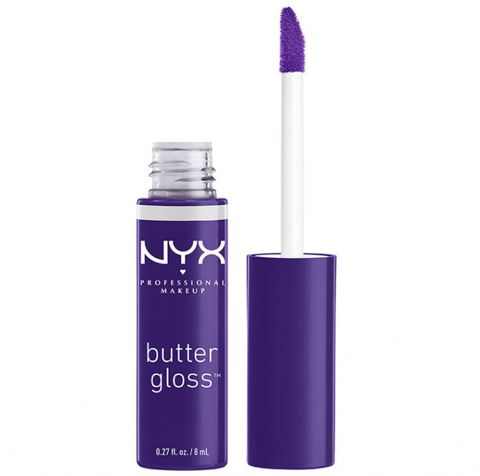 Luciu De Buze Nyx Professional Makeup Butter Gloss, 34 Gelato, 8 ml-big