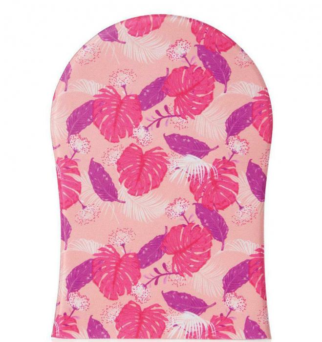 Manusa Profesionala SUNKISSED Super Soft Velvet pentru Aplicarea Autobronzantului, Hawaiian Pink-big