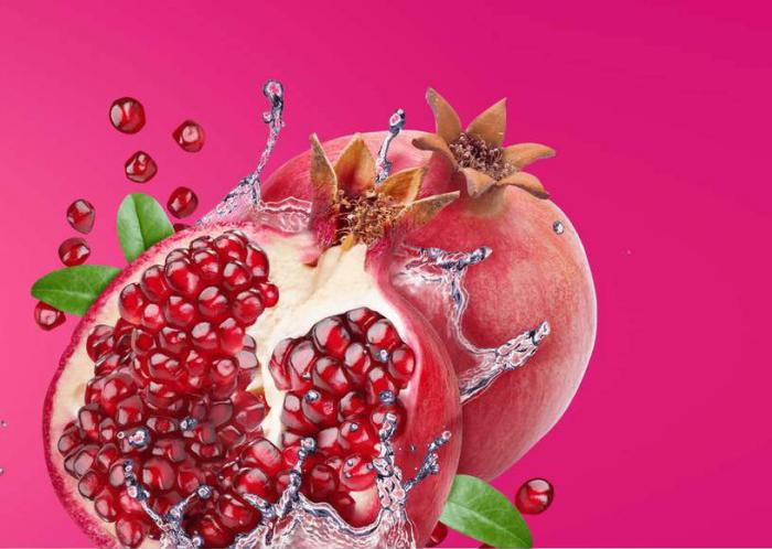 Scrub cu zahar si rodie FREEMAN Exfoliating Pomegranate Body Sugar Scrub, 175 ml-big