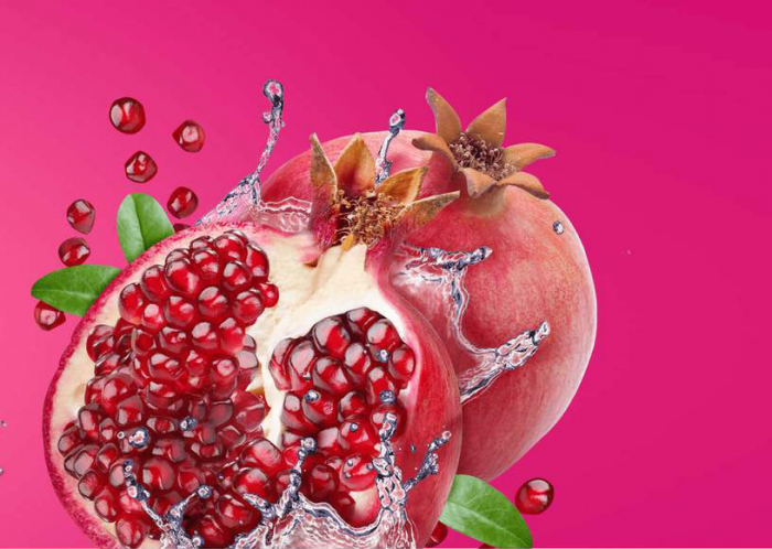 Masca exfolianta antioxidanta FREEMAN Revitalizing Pomegranate Peel-Off Gel Mask, 15 ml-big