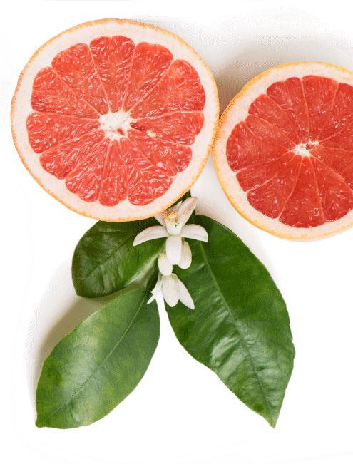 Exfoliant pentru ten tern FREEMAN Pink Grapefruit Facial Scrub, 175 ml-big